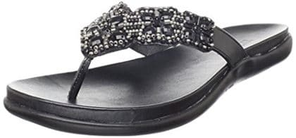 Kenneth Cole REACTION Women's Glam-a-thon Flat Sandal