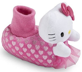 Hello Kitty Slippers for Toddlers