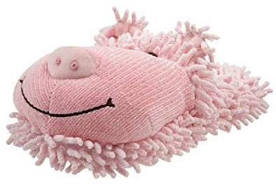 Fuzzy Friends Women's Pig Slipper