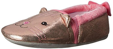 Stride Rite Girl's Kitty Ballet Slippers