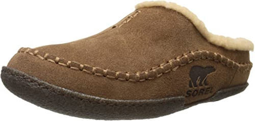 Sorel leather slippers
