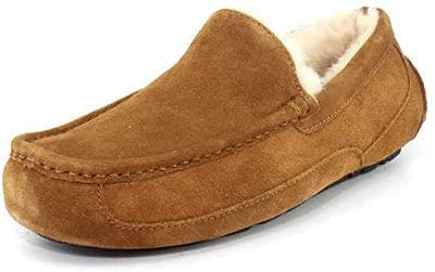 UGG Moccasin leather suede slippers