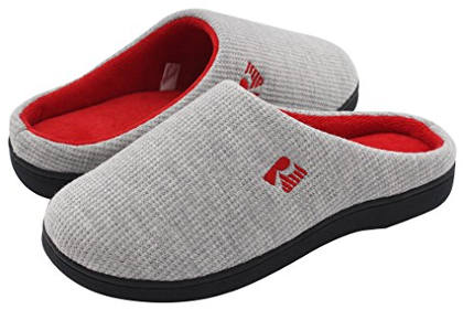 RockDove Women's Two-Tone Memory Foam Slipper