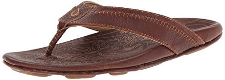 Olukai Men's Hiapo Sandal (Soft Leather)