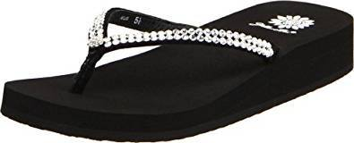 Yellow Box Women's Jello Sandal Flip Flop
