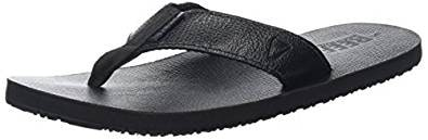 Reef Men's Leather Smoothy Flip Flop Sandal