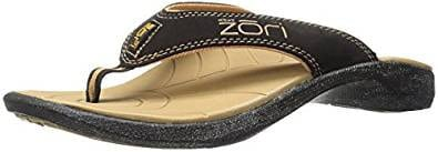 Neat Feat Men's Zori Sport Orthotic Slip on Sandals Flip Flop