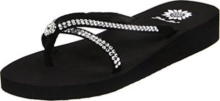 Yellow Box Women's Stormy Flip Flop
