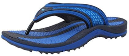 Waterproof flip flops