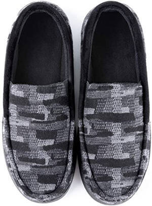 Anti-odor slippers for men