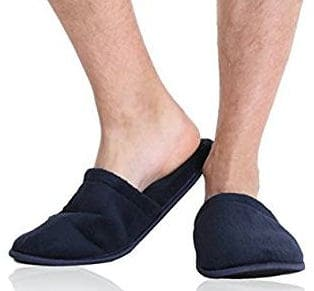 Pembrook Men's Slippers With Memory Foam