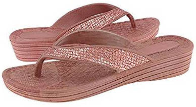Capelli New York Mesh Thong Ladies Flip Flop