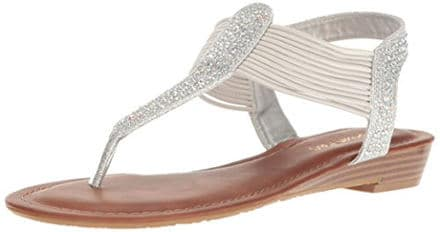 DREAM PAIRS Women's Spark Wedge Sandal