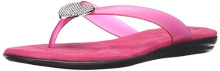 Aerosoles Women's Chlose at Heart Flip Flop