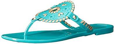 Jack Rogers Women's Georgica Jelly Thong Sandal