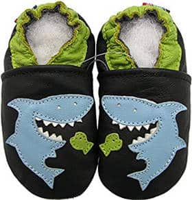Carozoo Baby Kid Shark Shoes
