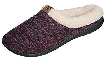 Cheap sweater knit slipper