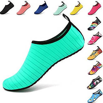 Slip on water shoes for men, women and kids