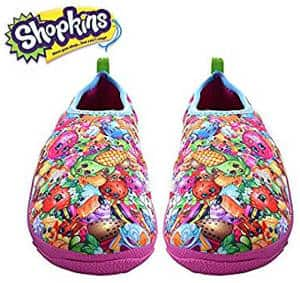Shopkins Girls' Slip-on Water Shoes