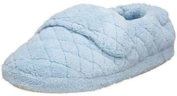 Acorn womens spa wrap slipper