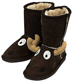 Moose boots for kids