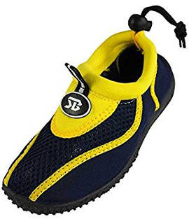 Athletic water shoes for kids