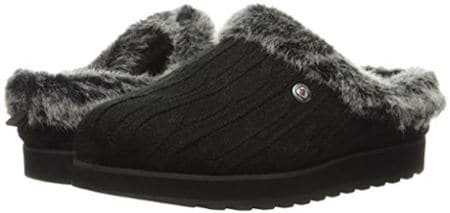 Skechers BOBS from Women's Keepsakes Ice Angel Slipper