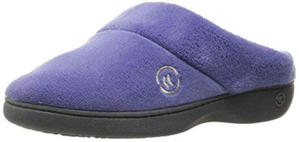 ISOTONER Women's Terry Slip On Cushioned Slipper