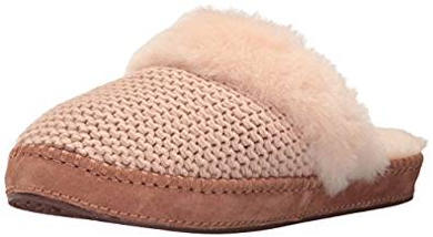 UGG womens aira knit slip on slipper