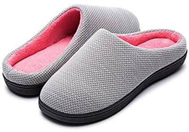RockDove womens memory foam slippers