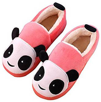 MiYang Panda House Slippers Booties