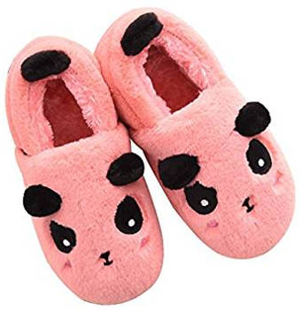 MiYang Panda Indoor Slippers Booties