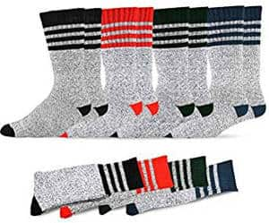 Soxnet Recycled Cotton thermal boot socks