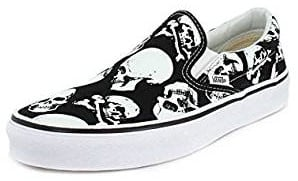 Vans Unisex slip-on skull shoes