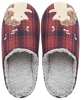 Women's Cute Hedgehog Animal Slippers