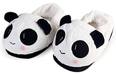 Novelty Panda Antiskid Home Slippers