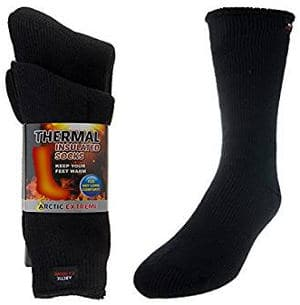 Artic Extreme heated boot thermal socks