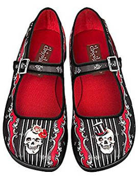 Cute women's Halloween flats