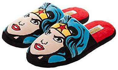 DC Comics Wonder Woman Slipper