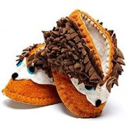9 Adorable Hedgehog Slippers For Adults, Kids and Babies