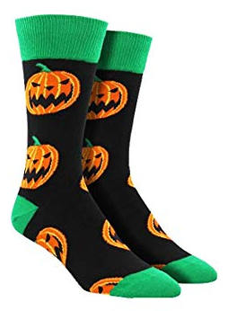 Men´s Pumpkin socks