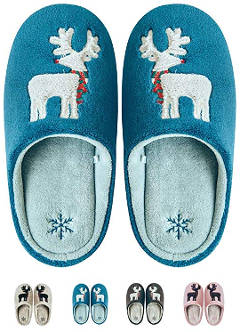 Cute Deer Home Clog Indoor Slippers Cute Deer Home Clog Indoor Slippers