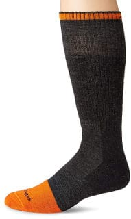 Darn Tough Steely Boot Cushion Sock For Men