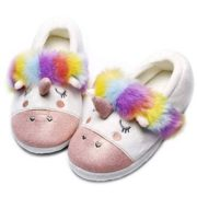 7 Cute Unicorn Slippers For Toddler Girls