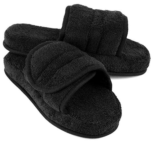Men's spa slide slippers
