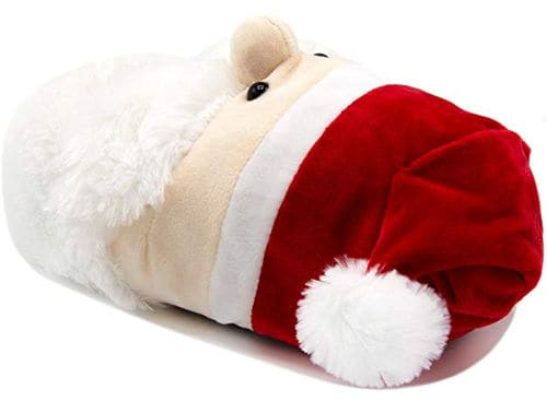 Ugly Christmas slippers