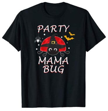 Halloween party mama bug