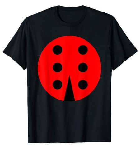 Ladybug party shirt