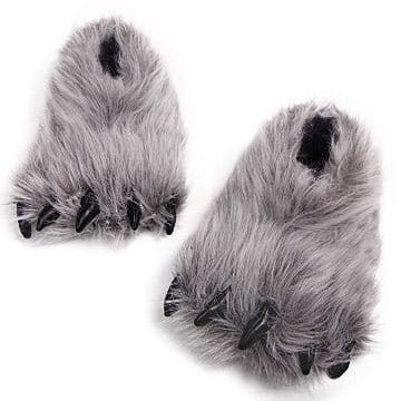 Bear Claw Slippers Monster Cosplay