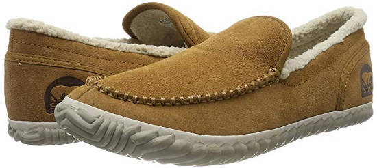Sorel men's moccasin slippers